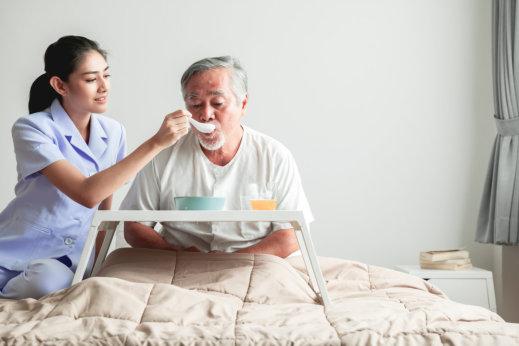 Parkinson's Disease: Addressing Mealtime Challenges