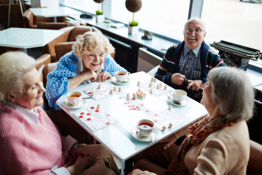 Guidelines to Improve a Senior's Socialization Skill