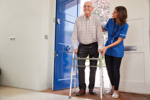 Tips to Improve Senior Safety: Is Your Doorway Safe?