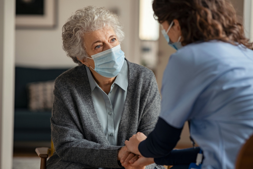 Keeping Your Senior Safe During a Pandemic